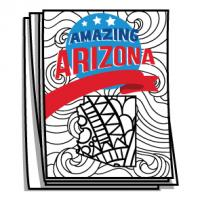 Amazing America - Arizona Bucket List Coloring Pages