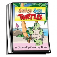 Inspire - Saucy Sea Turtles Coloring Pages