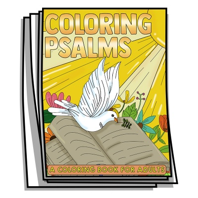 Inspire - Coloring Psalms Coloring Pages