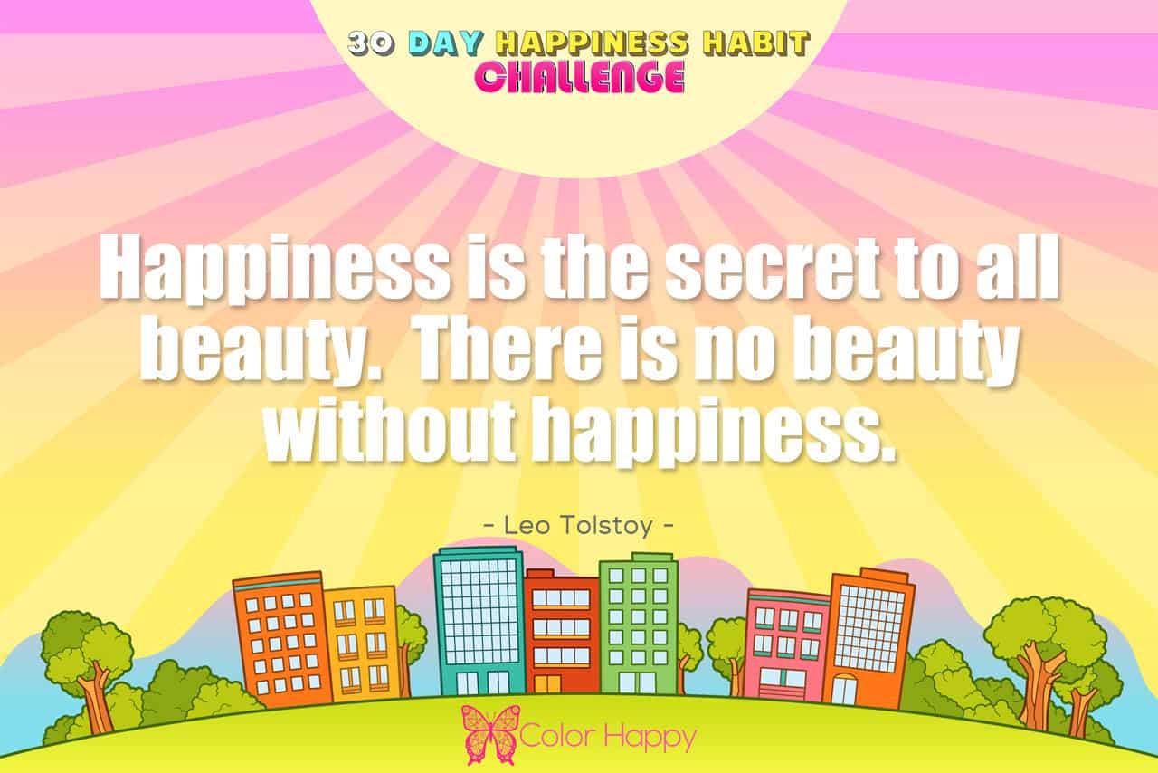 happiness challenge 2