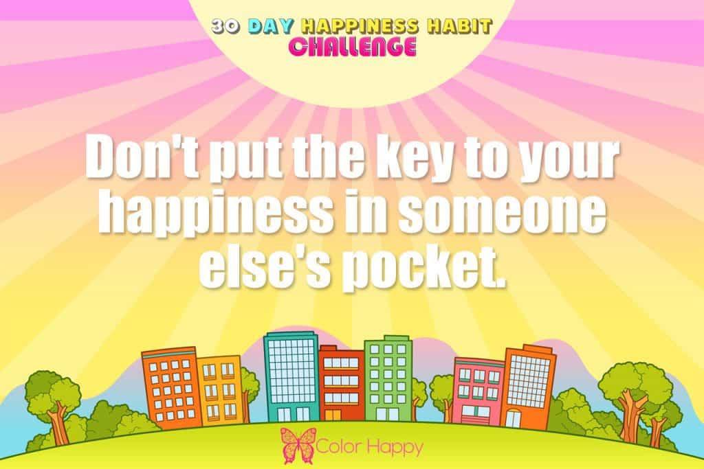 happiness challenge 7
