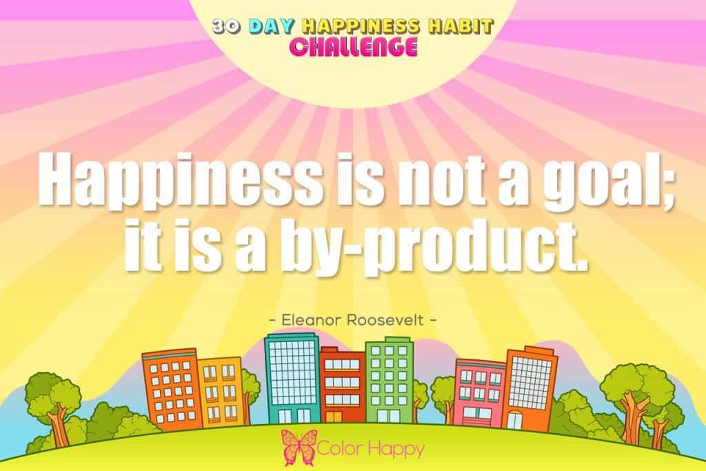 happiness challenge 9