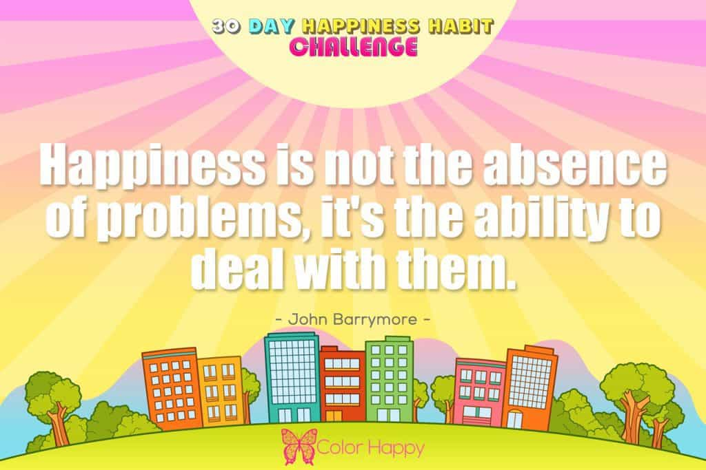 happiness challenge 11