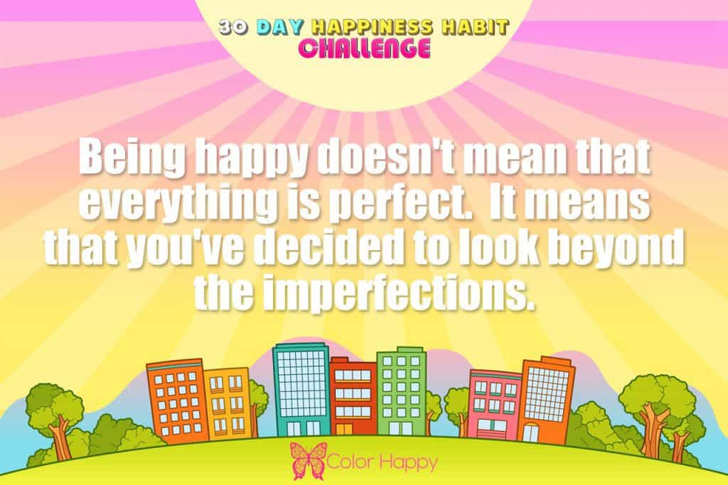 happiness challenge 12