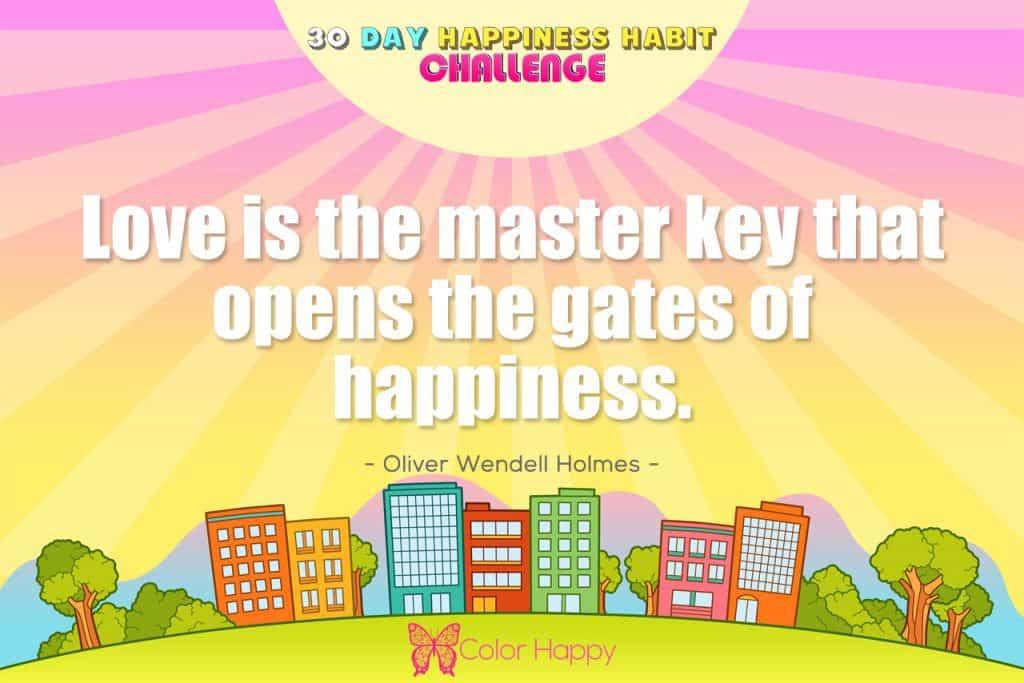 happiness challenge 19